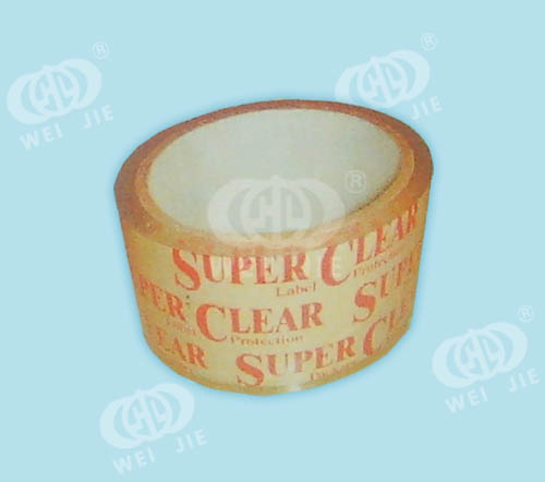 BOPP Supper Clear Packaging Tape